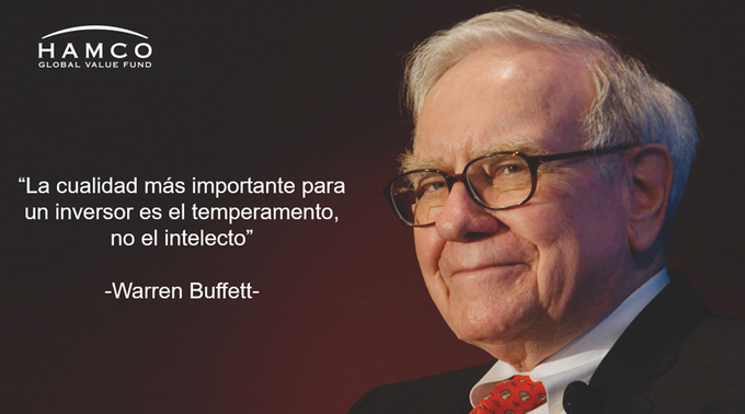 El inversor estadounidense Warren Buffett
